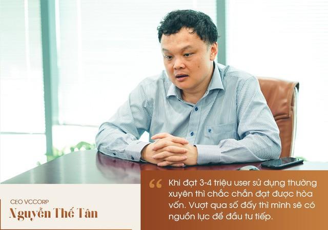 CEO Nguyễn Thế Tân : mạng xã hội Lotus là cuộc đua tất tay của VCCorp - Ảnh 11.
