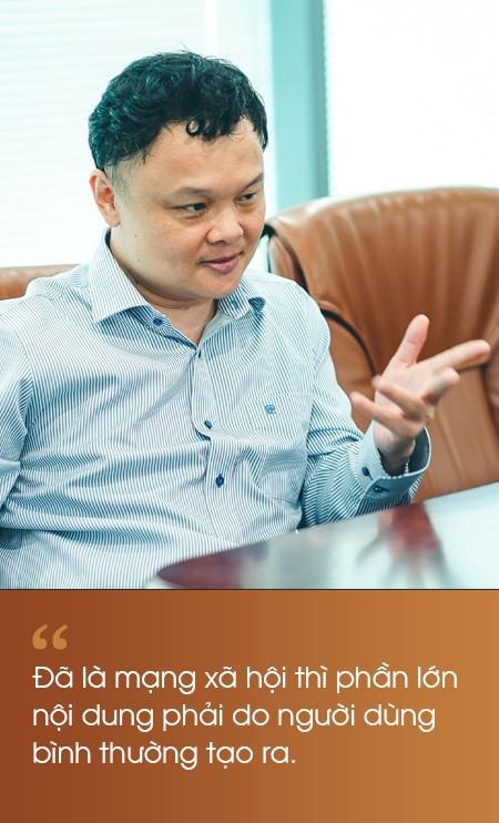 CEO Nguyễn Thế Tân : mạng xã hội Lotus là cuộc đua tất tay của VCCorp - Ảnh 7.