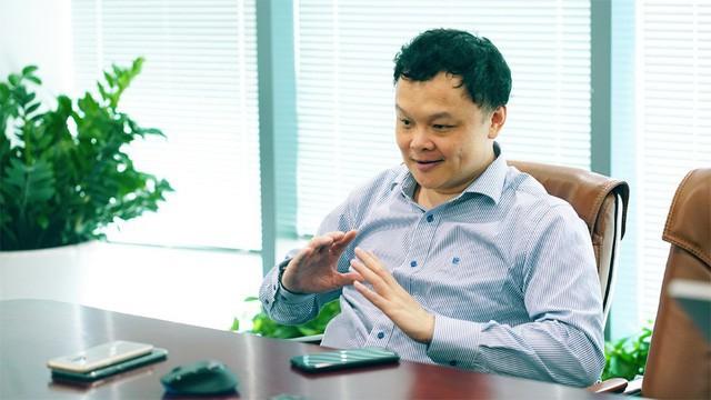 CEO Nguyễn Thế Tân : mạng xã hội Lotus là cuộc đua tất tay của VCCorp - Ảnh 9.