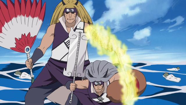 Những vũ khí huyền thoại và hiếm có đã từng xuất hiện trong Naruto và Boruto - Ảnh 2.