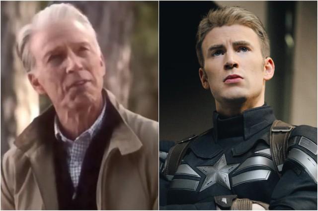 Marvel tiết lộ số tuổi của Captain America già trong đoạn cuối Avengers: Endgame - Ảnh 2.