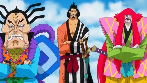 One Piece: Phe liên minh có kẻ nội gián truyền tin cho Orochi, ai là kẻ phản bội? - Ảnh 5.