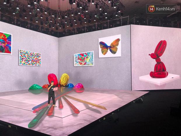 Lộ ảnh sân khấu ra mắt MXH Lotus trước giờ G: Màn hình khủng mãn nhãn, công nghệ hiệu ứng 3D hoành tráng - Ảnh 17.