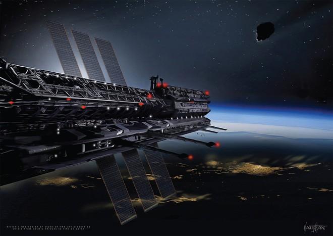 Đề phòng Trái Đất diệt vong, quốc gia vũ trụ Asgardia sẽ xây dựng thành phố ngoài không gian làm nơi ở cho 15 triệu người - Ảnh 2.
