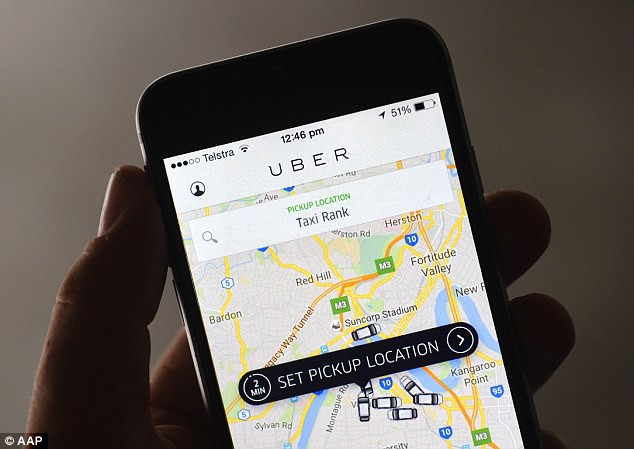 Uber đang mượn smartphone của tài xế và hành khách để phát hiện tai nạn giao thông - Ảnh 2.