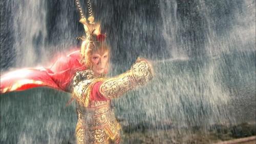 Tây Du Ký: So sánh sức mạnh của 3 vị chiến thần Na Tra, Tôn Ngộ Không và Nhị Lang Thần - Ảnh 2.