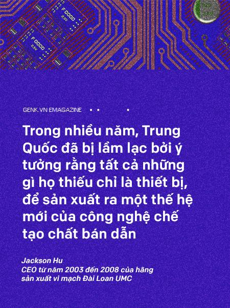 Vì sao Trung Quốc kém xa Mỹ trong lĩnh vực bán dẫn: Câu chuyện về kẻ bắt chước đại tài không thể copy tính sáng tạo - Ảnh 14.