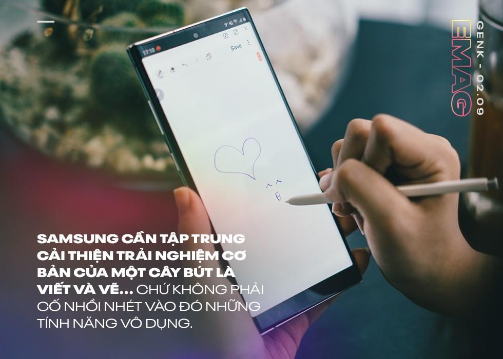 Đánh giá Samsung Galaxy Note 10: Vẫn là ông vua, dù không còn là người dẫn đầu - Ảnh 13.