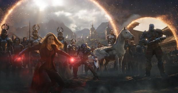 Cảnh cuối Avengers: Endgame trông thế nào nếu thiếu công nghệ kỹ xảo? Bạn sẽ không tin vào mắt mình đâu - Ảnh 1.