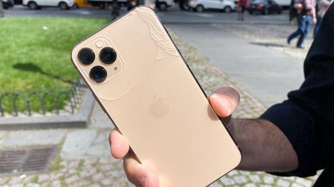 Trang bị kính bảo vệ bền nhất thế giới, iPhone 11 Pro vẫn vỡ tan nát khi thả rơi từ độ cao 1m - Ảnh 5.