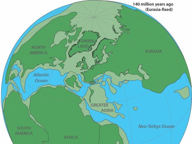 Phát hiện lục địa thứ 8 của Trái Đất, nằm ẩn sâu 1.500km ngay phía dưới lòng đất Châu Âu - Ảnh 1.