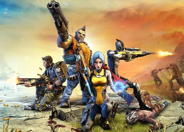 """""""Đá văng"""" Steam, Borderlands 3 vẫn lập kỷ lục siêu khủng, thu về 7000 tỷ chỉ sau 5 ngày mở bán - Ảnh 1."""