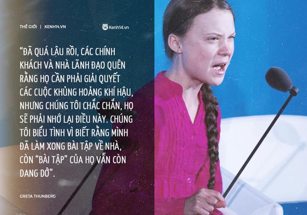 Chuyến hải trình băng Đại Tây Dương chở quyết tâm của Greta Thunberg: Chúng tôi sẽ không ngừng tranh đấu cho hành tinh này - Ảnh 2.