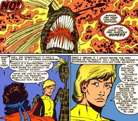Cypher - anh hùng có sức mạnh tưởng chừng vô dụng nhất Marvel, nhưng vào thời điểm hiện tại thì lại rất mạnh - Ảnh 3.