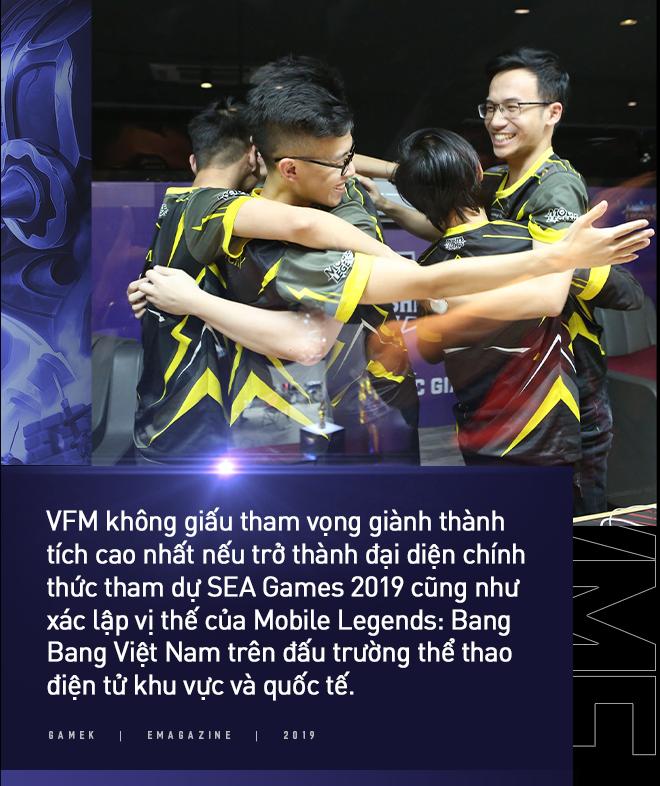 VEC Fantasy Main - Từ game thủ Mobile Legends: Bang Bang VNG đến tuyển thủ eSports được đề cử tham dự SEA Games 30 - Ảnh 9.