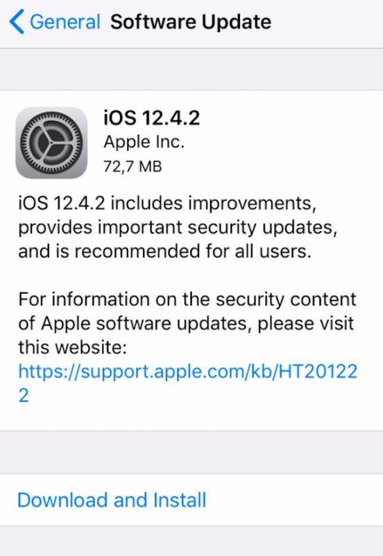Ra mắt iPhone 11 nhưng Apple vẫn không bỏ quên người dùng iPhone cũ - Ảnh 1.