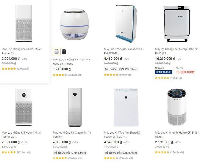 Kinh nghiệm mua máy lọc không khí: Đừng quá tin vào thương hiệu hay sản phẩm bán chạy - Ảnh 1.
