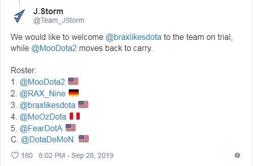 Chuyện thật như đùa, một team DOTA 2 giải thể ngay trong thời gian giải đấu diễn ra - Ảnh 4.