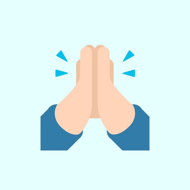 9 emoji từ trước đến nay người dùng internet vẫn đang hiểu sai nghĩa dù vẫn gửi tưng bừng - Ảnh 1.
