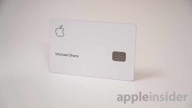Chiếc thẻ Apple Card không phải 100% titan - Ảnh 1.