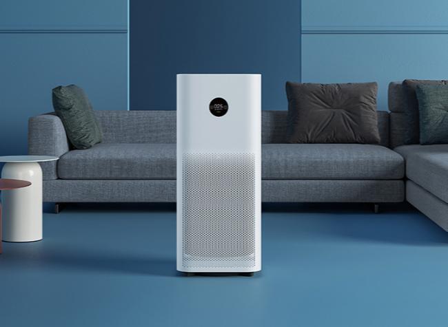 Xiaomi ra mắt máy lọc không khí Mi Air Purifier Pro H: Tốc độ lọc 600m3/h, lọc được diện tích phòng 72m2, giá bán 239 USD - Ảnh 1.