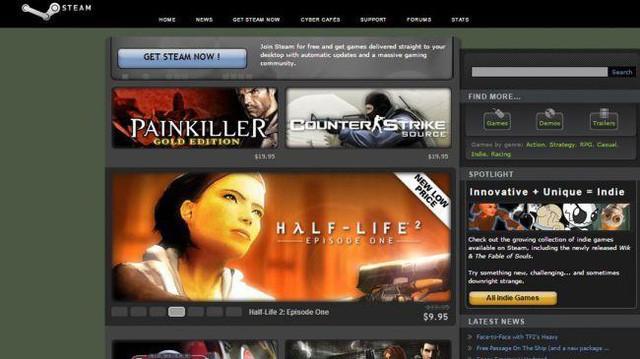 Steam và chặng đường từ số 0 trở thành phần mềm phải có của mọi game thủ - Ảnh 1.