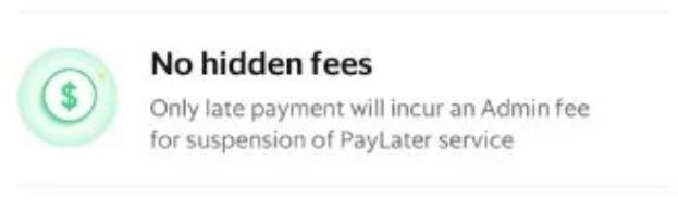 Grab tung chức năng mới Tiêu trước, trả sau, cho phép khách hàng chi tiêu thoải mái đến cuối tháng mới phải trả tiền - Ảnh 3.