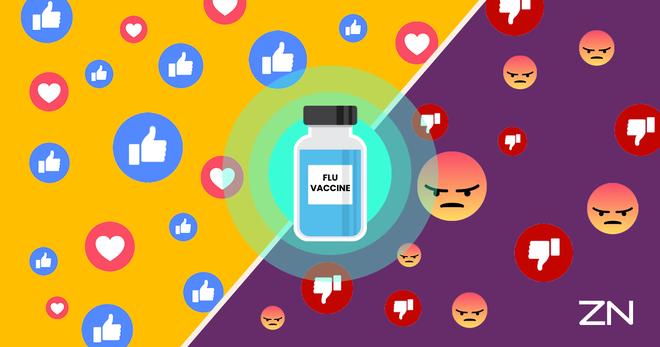 Facebook áp dụng tính năng mới giúp người dùng tránh phơi nhiễm thông tin chống vắc-xin - Ảnh 3.
