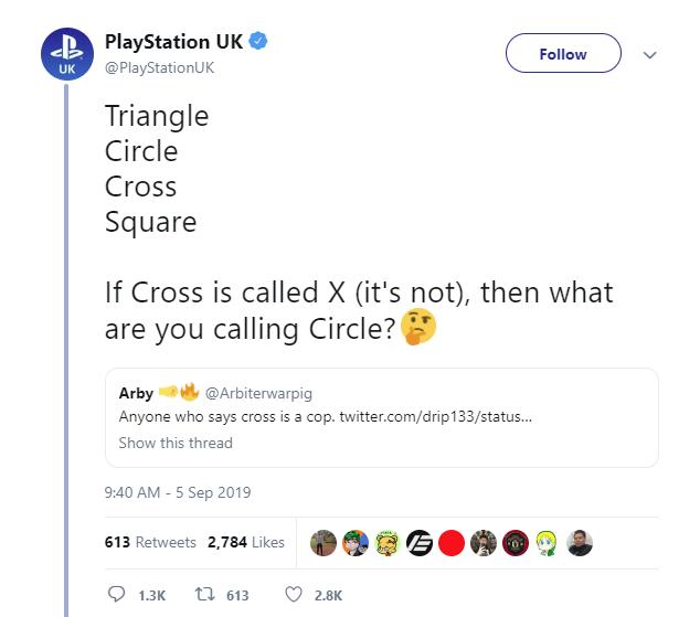 Cư dân mạng lại tan đàn xẻ nghé: một phe gọi nút x trên PlayStation là ích, phe còn lại gọi là chéo - Ảnh 2.