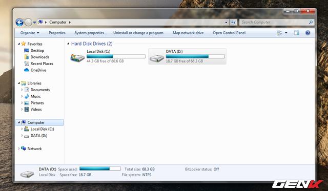 Hô biến thư mục thành ổ đĩa ảo trên Windows 10 - Ảnh 1.