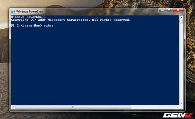 Hô biến thư mục thành ổ đĩa ảo trên Windows 10 - Ảnh 2.