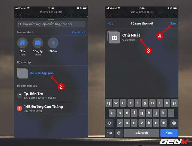 iOS 13: Lên danh sách địa điểm trong Maps để vi vu ngày cuối tuần trên iPhone - Ảnh 3.