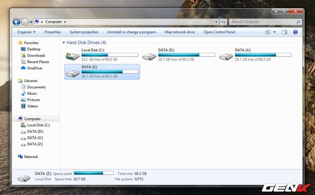 Hô biến thư mục thành ổ đĩa ảo trên Windows 10 - Ảnh 4.