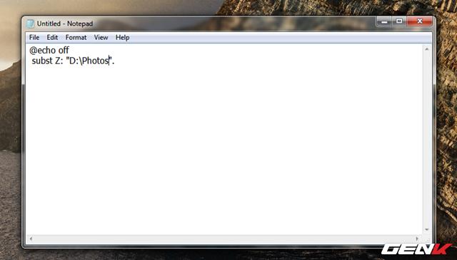 Hô biến thư mục thành ổ đĩa ảo trên Windows 10 - Ảnh 8.