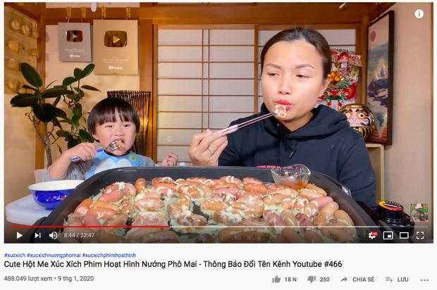 Bị Youtube tắt bình luận và quảng cáo, mẹ con Quỳnh Trần - bé Sa phải đóng kênh 2,27 triệu subs, bắt đầu lại từ con số 0? - Ảnh 3.