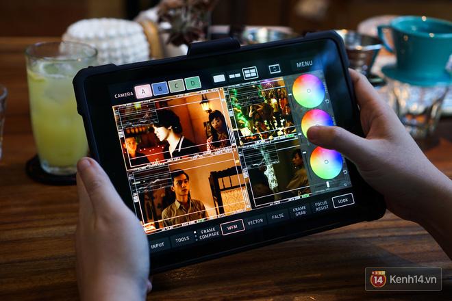 Bật mí hậu trường Mắt Biếc (kỳ 2): Chỉ tin tưởng đồ Apple, dùng iPhone/iPad điều khiển mọi thứ từ xa - Ảnh 8.