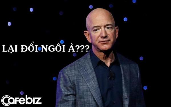 Mất 760 triệu USD trong 1 ngày, Jeff Bezos không còn là người giàu nhất hành tinh - Ảnh 1.