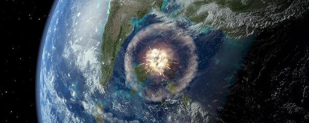 Liệu các phi hành gia trên trạm vũ trụ có thể sống sót khỏi một thiên thạch đủ sức làm tuyệt chủng loài người ? - Ảnh 2.