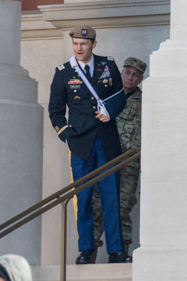 Cầm tấm khiên trứ danh trên tay, siêu anh hùng US Agent xuất hiện tại trường quay của The Falcon and The Winter Soldier - Ảnh 5.