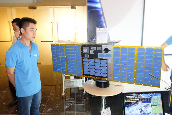 Lộ diện NanoDragon: Vệ tinh Make in Vietnam sẽ phóng vào cuối 2020 - Ảnh 2.