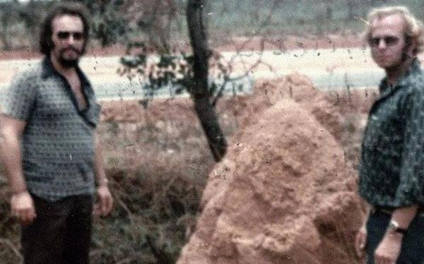 Trí tuệ nhân tạo phát hiện manh mối vụ vượt ngục bị chôn vùi gần 6 thập kỷ - Ảnh 1.