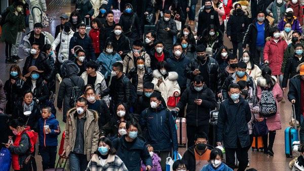 Dựa vào trí tuệ nhân tạo, startup này là hãng đầu tiên cảnh báo về virus corona tại Vũ Hán - Ảnh 1.