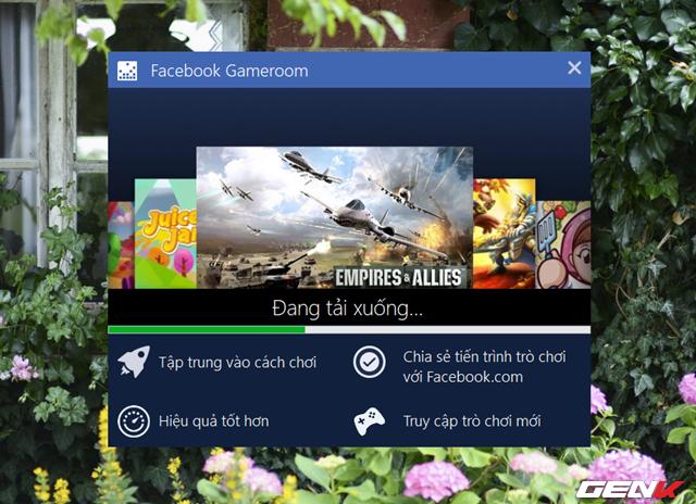 Khám phá kho game khổng lồ hàng triệu trò chơi Facebook từ Desktop Windows - Ảnh 3.