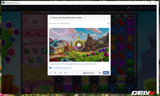 Khám phá kho game khổng lồ hàng triệu trò chơi Facebook từ Desktop Windows - Ảnh 9.