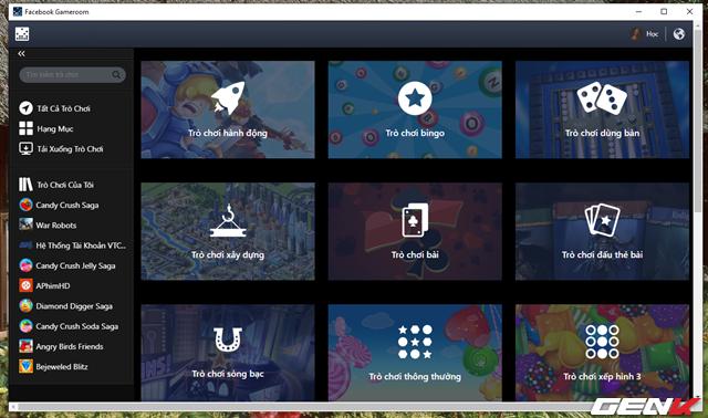 Khám phá kho game khổng lồ hàng triệu trò chơi Facebook từ Desktop Windows - Ảnh 10.
