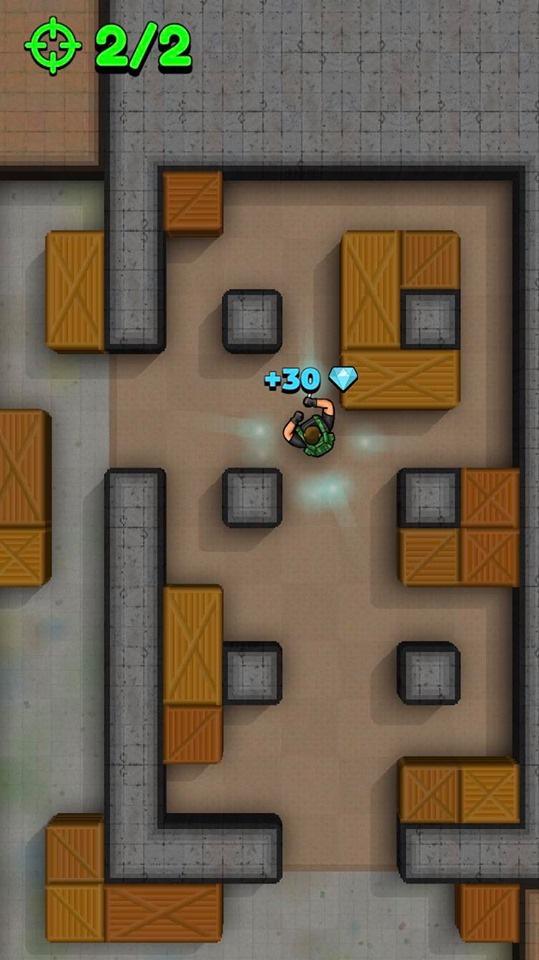 Thưởng thức Hunter Assassin, game mobile miễn phí đơn giản mà hấp dẫn đã leo top bảng xếp hạng - Ảnh 2.