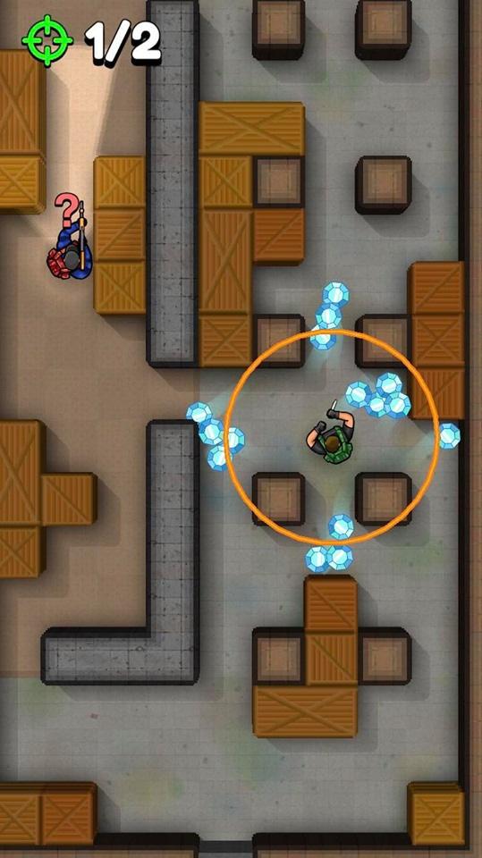 Thưởng thức Hunter Assassin, game mobile miễn phí đơn giản mà hấp dẫn đã leo top bảng xếp hạng - Ảnh 3.