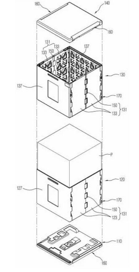 Samsung đang nghiên cứu loại hộp đựng thiết bị điện tử có thể tái sử dụng để bảo vệ môi trường - Ảnh 3.