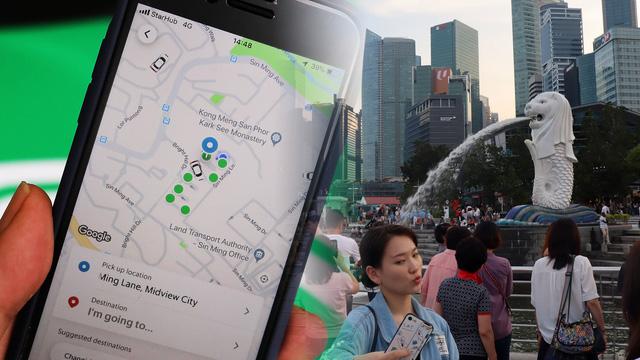 Grab và GoJek ở Singapore: Phát khẩu trang và dung dịch khử trùng cho tài xế, cung cấp lộ trình của hành khách có dấu hiệu nhiễm bệnh - Ảnh 1.