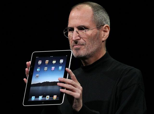 Lời hứa của Steve Jobs về iPad đã thất bại - Ảnh 1.
